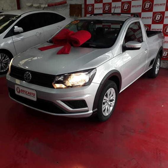 Volkswagen Saveiro 1.6 Trendline Mbvs 2019