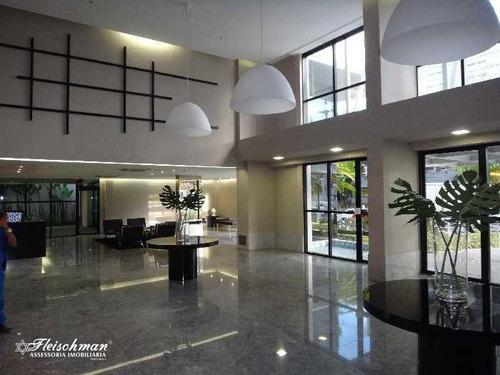 Sala Para Alugar, 105 M²  - Ilha Do Leite - Recife/pe - Sa0142