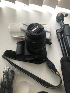 Cámara Profesional Nikon 3200