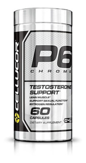 Cellucor P6 Chrome - Testosterone Support Importado Eua