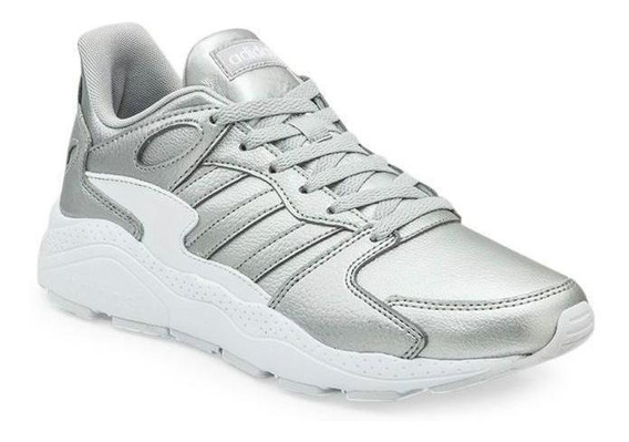 Zapatillas adidas Crazychaos Mujer Silver