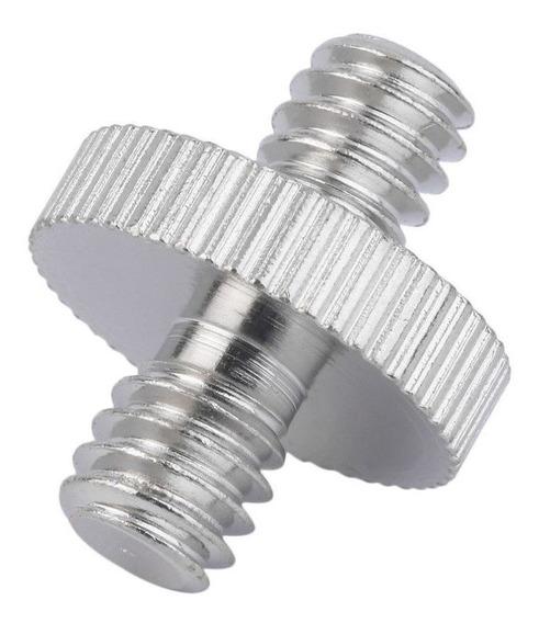 Parafuso De 1/4 Para Tripé Adptador Dslr Luz Metal