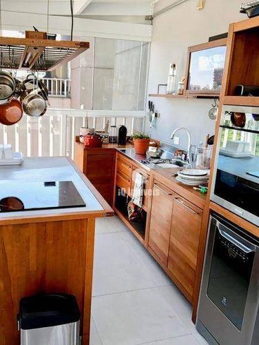Imagem 1 de 26 de Cobertura À Venda, 153 M² Por R$ 1.800.000,00 - Pompeia - São Paulo/sp - Co0005