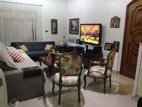 Imagem 1 de 22 de Sobrado Com 3 Dormitórios À Venda, 200 M² Por R$ 830.000,00 - Barcelona - São Caetano Do Sul/sp - So0077