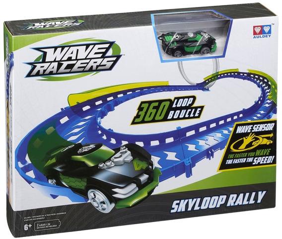 Auto Pista Wave Racers Skyloop Wabro