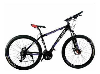 Bicicleta En Aluminio Titanium Drag Race Mujer