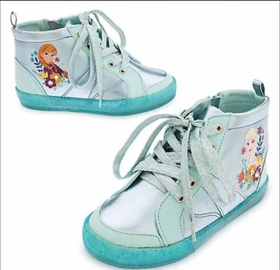Zapatillas Frozen Disney Store! Originales