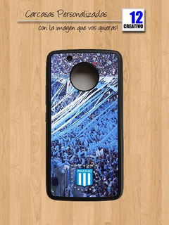 Funda Racing Club Moto G4 Play G5 G5s G6 Plus Case Carcasa