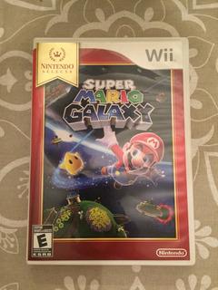 Juego Wii Super Mario Galaxy