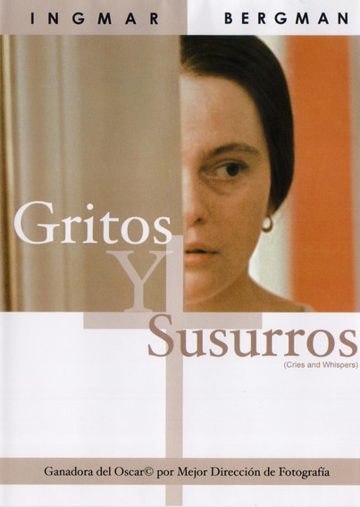 Gritos Y Susurros Cries And Whispers Bergman Pelicula Dvd