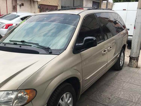 Chrysler Town & Country 3.8 Limited At 2002