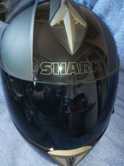 Capacete Shark. Pouco Uso