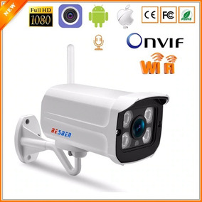 Camera Ip Besder Audio 2mp 1080p Wifi Full Hd Onvif Protocol