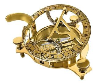 Reloj De Sol (compás) Estilo Antiguedad (compare Ya)