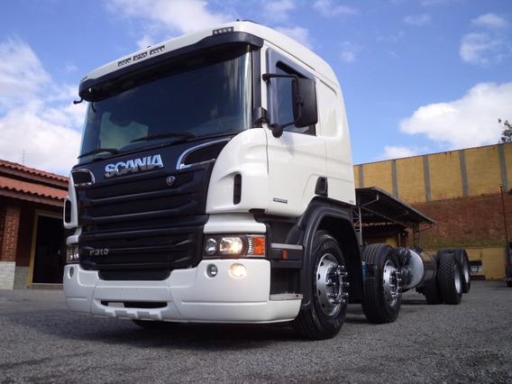 Scania P310 8x2