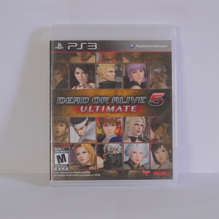 Dead Or Alive Ultimate 5 - Playstation 3 Ps3