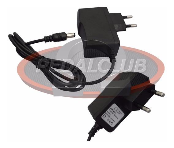 Fonte Pedal Pedaleira Para Tc Eletronics Tc Helicon 12v