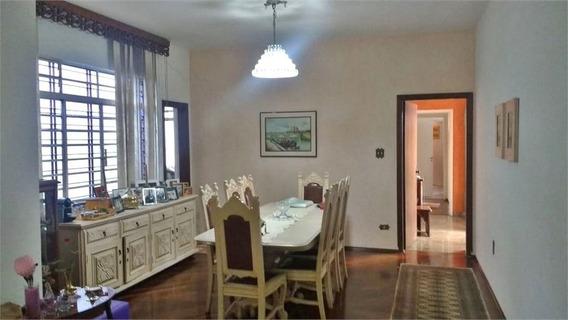 Casa Térrea Com 190 M² - 3 Dormitórios - 1 Suítes - 2 Vagas - Planalto Paulista - 345-im400545