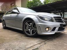 Unico Mercedes Benz C63 Amg 38.000km Servicios Oficiales!!!