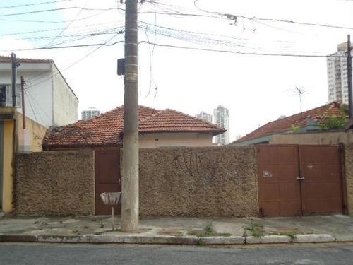 Terreno  Residencial À Venda, Mooca, São Paulo. - Te0657