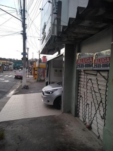 Salão Para Alugar, 30 M² Por R$ 2.000/mês - Jardim Ana Maria - São Paulo/sp. Consulte-nos! - Sl0093
