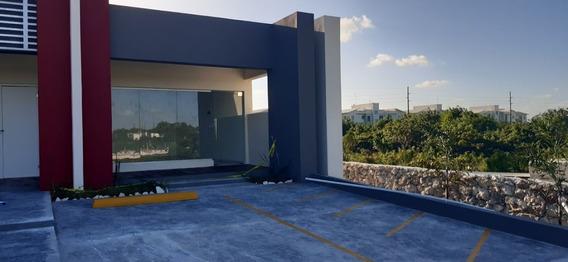 Locales En El Centro De Bávaro-punta Cana 35mt2 Usd$380.00