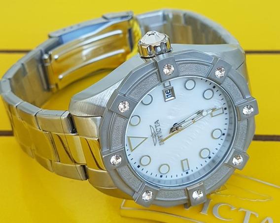 Relógio Invicta Feminino 20318 Original Com Caixa.