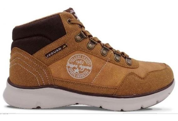 Zapatillas Jaguar Trekking Art #3009 Hombre 40 Al 45