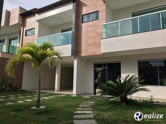 Casa Duplex De 5 Quartos Na Praia Do Morro Em Ótima Localização - Ca00018 - 33665229
