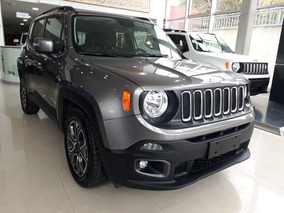 Jeep Renegade Longitude 1.8 Nafta 0km 2018 Colores Eleccion