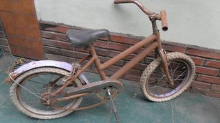 Bicicleta Niño R-16 A Restaurar