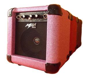 Amplificador Colores Guitarra Y Voz Gran Potencia Karaoke