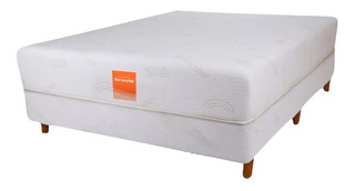 Colchon Viscoelastico Sensorial Fit Memory 140 X 190 50kg/m3