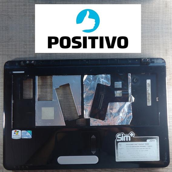 Carcaça Teclado Touchpad Positivo Sim+ 2044 Neo Pc A3150