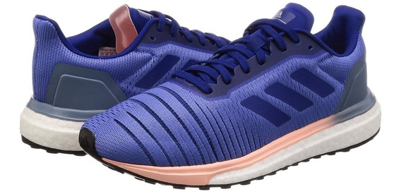 Zapatillas adidas Running Damas Performance Boost Solar Drive - 12 % Off