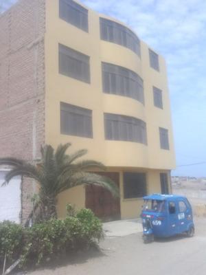 Se Vende Casa 4 Pisos Huacho- Espaldas Universidad Jose Faus