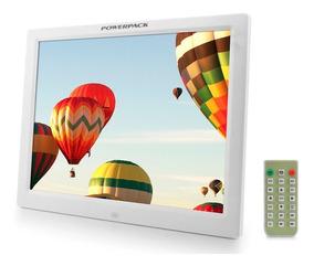 Porta Retrato Digital Powerpack Dpf-1418 - 14 Polegadas - Br