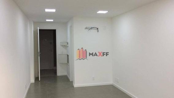 Sala Para Alugar, 25 M² Por R$ 600,00/mês - Pechincha - Rio De Janeiro/rj - Sa0202