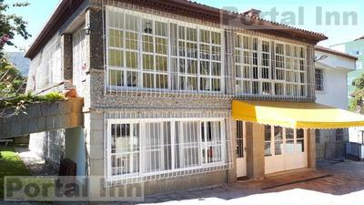 Pousada Para Venda Em Teresópolis, Alto, 10 Dormitórios, 7 Suítes, 10 Banheiros, 5 Vagas - 1001