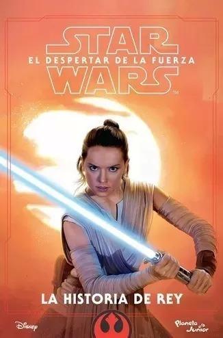 Libro Star Wars, La Historia Del Rey, Disney