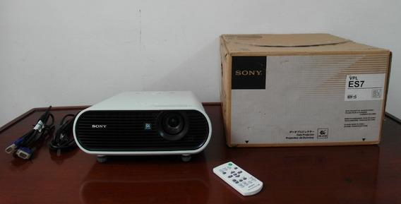 Proyector Sony Vpl-es7