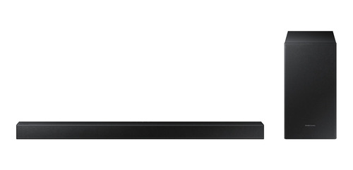 Imagen 1 de 5 de Home Theater Samsung HW-T450 negro 110V/220V