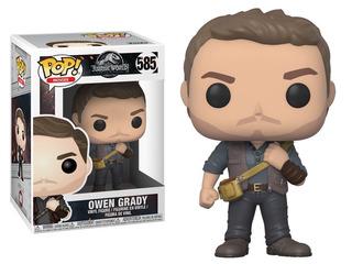 Funko Pop! Owen Grady #585 Jurassic World Fallen Kingdom