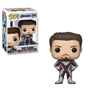 Funko Pop Tony Stark Marvel Avengers 449 - Minijuegos