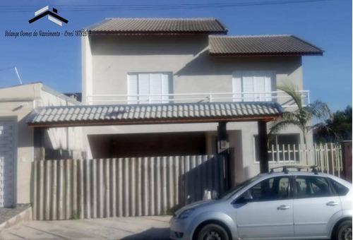 Imagem 1 de 15 de Excelente Casa Com 3 Dormitórios Em Condomínio Fechado Em Cotia - 317