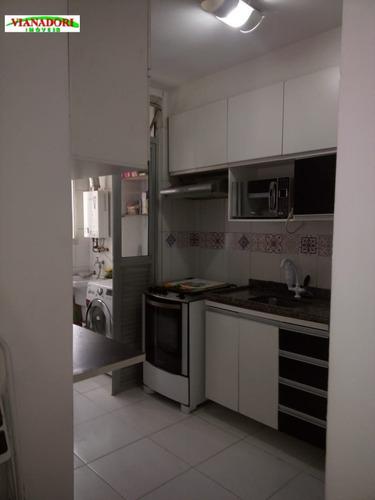 Imagem 1 de 16 de Apartamento A Venda No Flex 3 Quartos A Venda Picanço Guarulhos - 99702