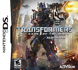 Juego Transformers Dark Of The Moon Autobots Nintendo Ds