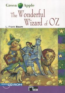 The Wonderful Wizard Of Oz + Audio Cd-rom - Green Apple