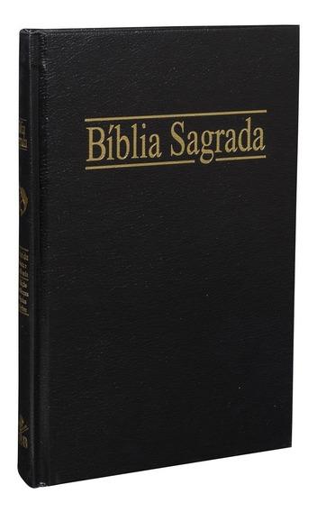 Biblia Sagrada - Capa Dura - Almeida Revista E Atualizada