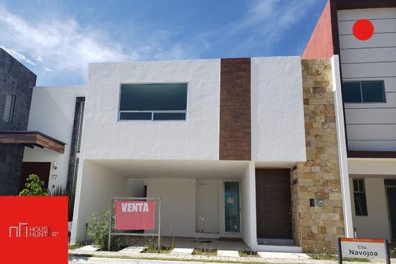 Casa En Renta Lomas De Angelópolis Iii Parque Sonora Nueva C